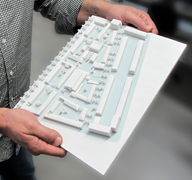 3D printen stad
