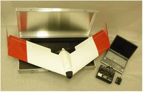 GeoHawk drone meetwerk